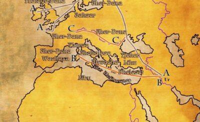 I Popoli del Mare e la Migrazione da Ur nel 2200 a.C.