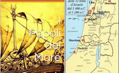 I Popoli del Mare Abitavano Israel